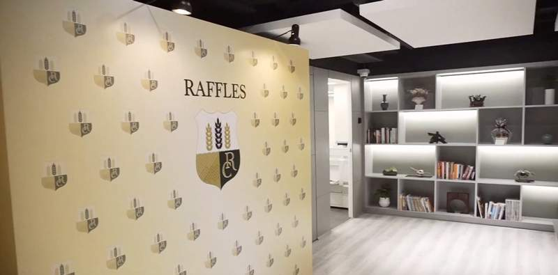 Raffles Family Office Grand Opening