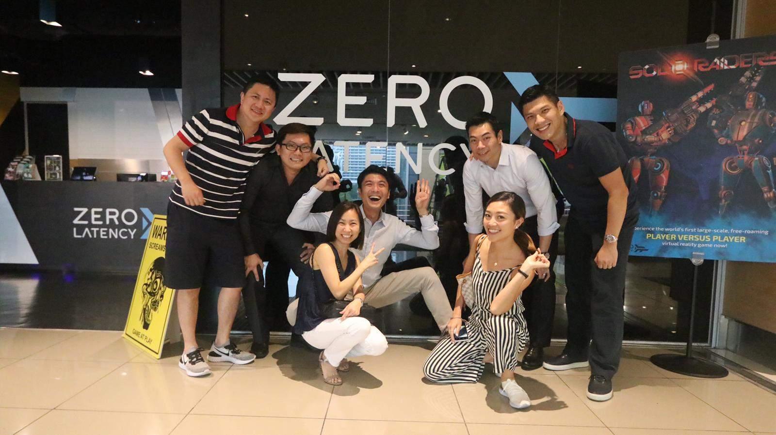 Zero Latency Singapore